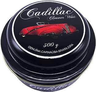 Cera Automotiva Cleaner Wax Cadillac 300g