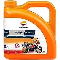 Repsol RRP163N54 Moto Sintetico 4T 10W-40 Aceite