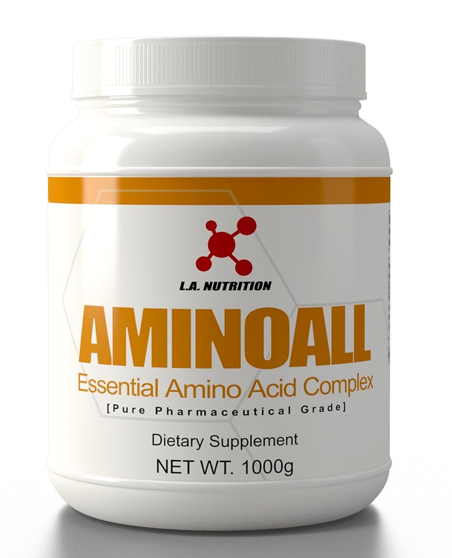 [LAN] アミノオール必須アミノ酸コンプレックス 1000グラム [LAN] B07BQQN2KG