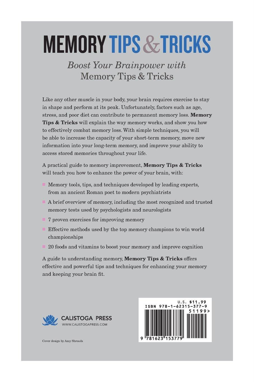 IMPROVE MEMORY TIPS EPUB DOWNLOAD