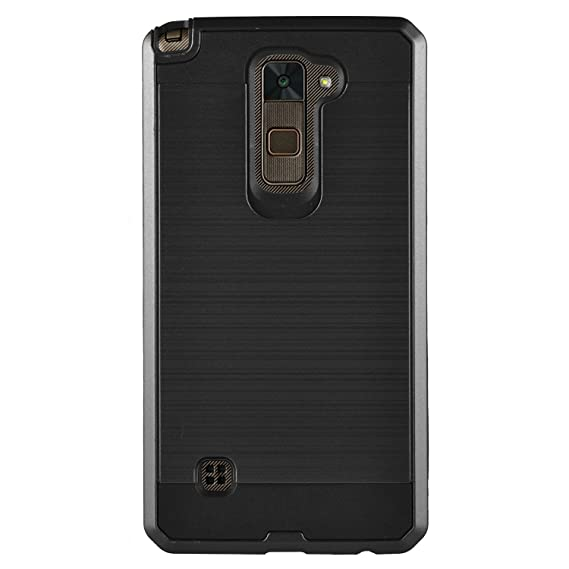 wholesale dealer 48bc8 9101d Amazon.com: Eagle Cell Carrying Case for LG Stylo 2/Stylus 2 LS775 ...