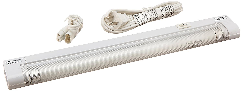 Lights of America 7108-8 13-Inch Linkable Undercabinet Light ...
