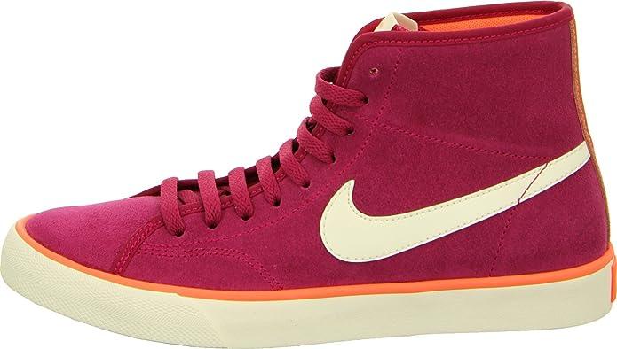 Nike Primo Court Mid Suede, Mujer Zapatillas de Running, Color Rosa, Talla 41 1/3: Amazon.es: Zapatos y complementos
