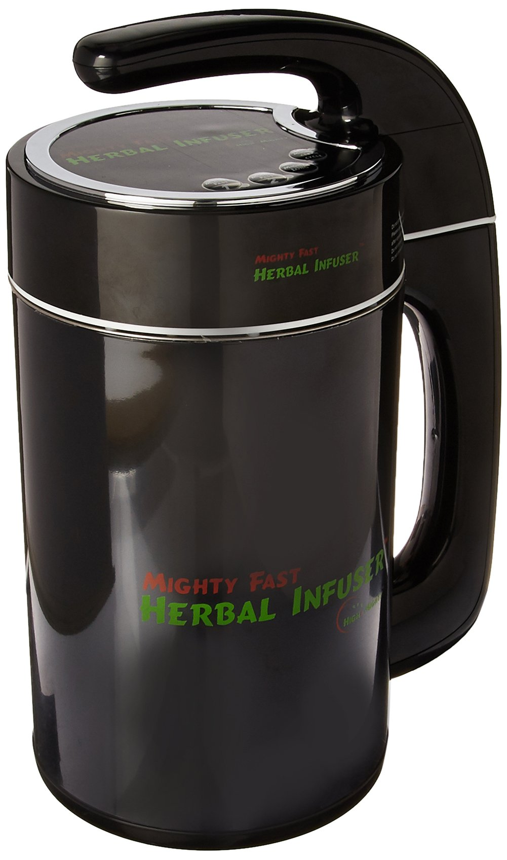 Mighty Fast Herbal Infuser