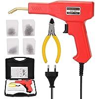 KKmoon 50W Grapadora de Caliente de Soldadores Plastico Máquina PVC Kit de Máquina de Reparación de Parachoques de Coche…