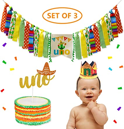 Strange Amazon Com Fiesta Birthday Party Decorations Mexican 1St Birthday Birthday Cards Printable Benkemecafe Filternl