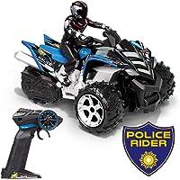 Xtrem Raiders- Police Rider, Color Azul (XT180832)
