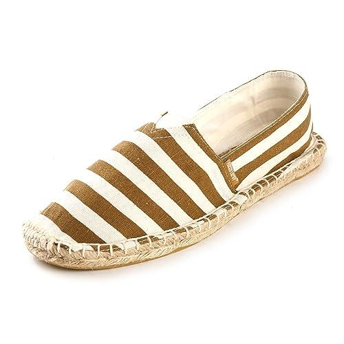 ALEXIS LEROY Zapatos de Lona Alpargatas Ligeras Slip On Alpargatas Mujer: Amazon.es: Zapatos y complementos