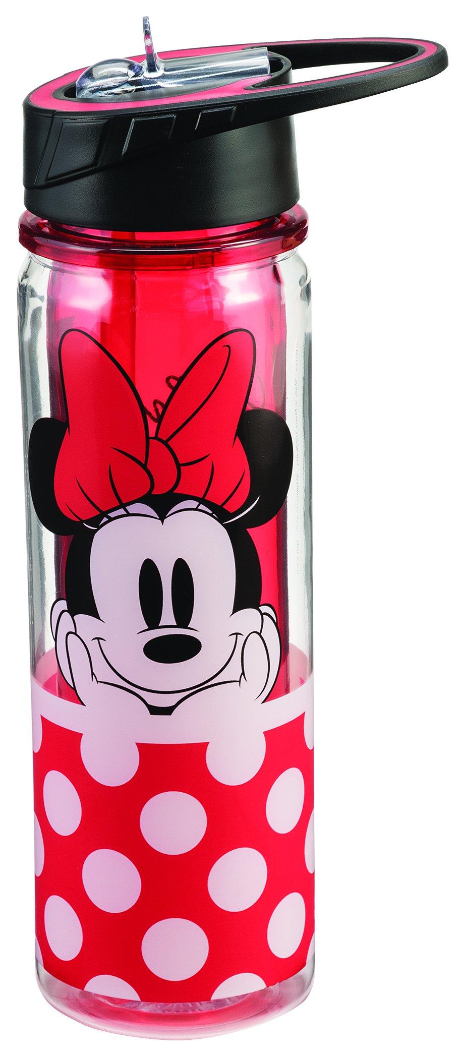 Disney Minnie Mouse 18 Oz. Tritan Water Bottle 89075