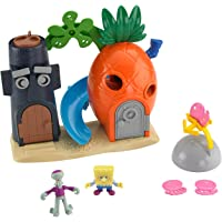 Imaginext Spongebob Bikini Bottom Playset
