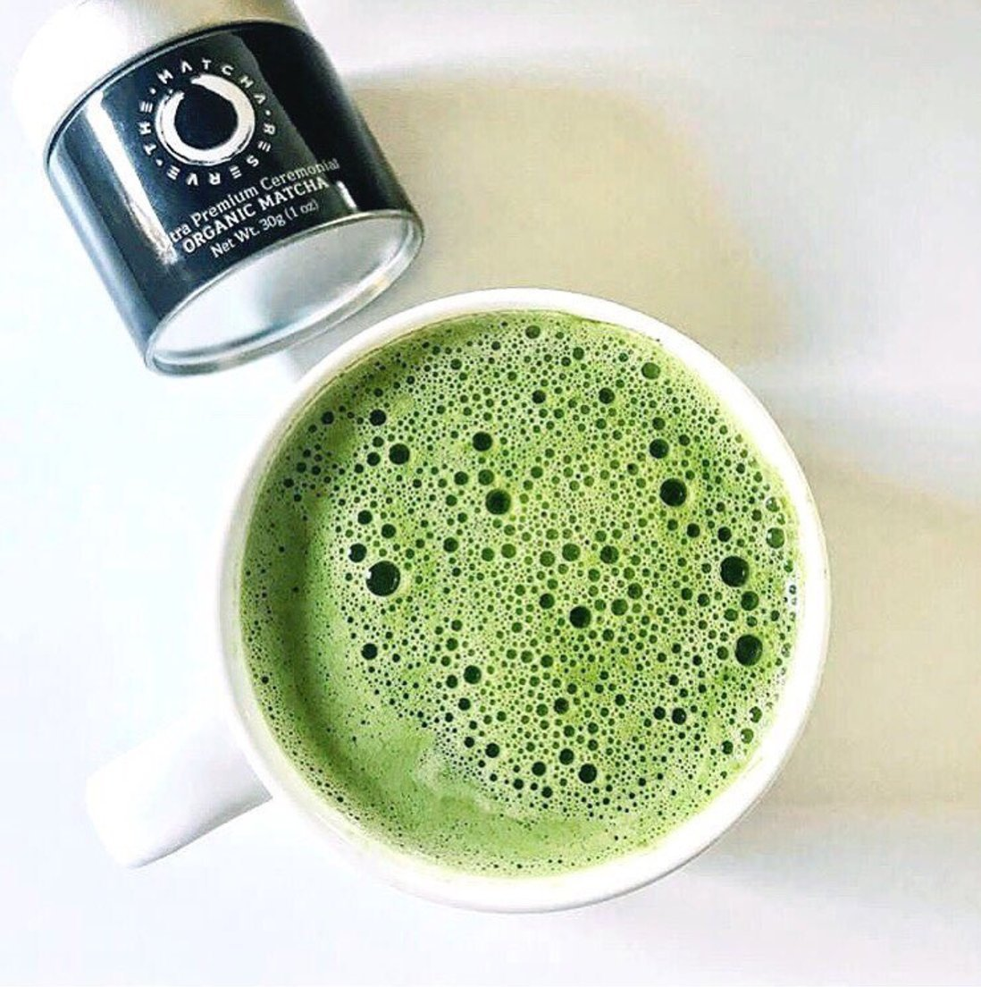 Ultra Premium Organic Ceremonial Matcha, USDA Certified, THE MATCHA RESERVE