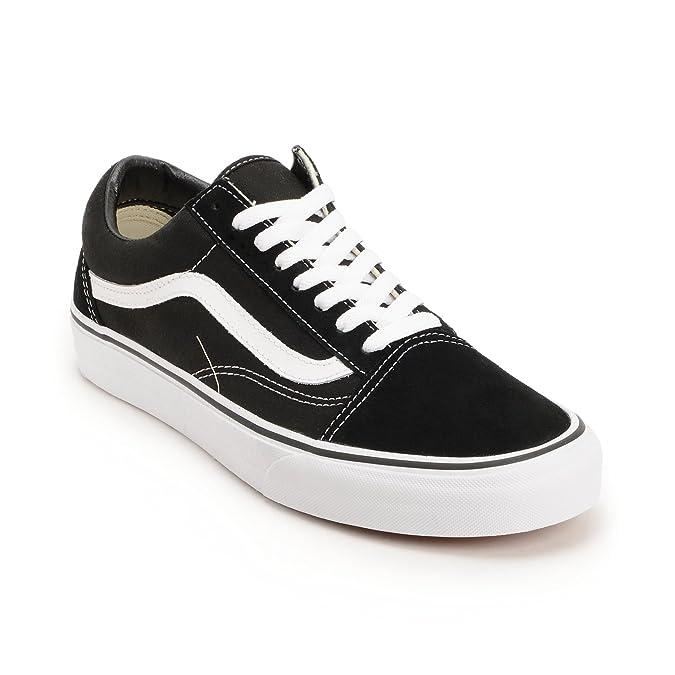 Amazon Com Vans Unisex Old Skool Canvas Dark Slatetrue Skate 10d5efa45
