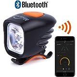 NEW 2018 Magicshine MJ 900B 902B 906B Bluetooth Front Bike Light, CREE LED Waterproof Bicycle Light, Mountain Biking/ Road Biking/Bike Helmet Light, USB rechargeable