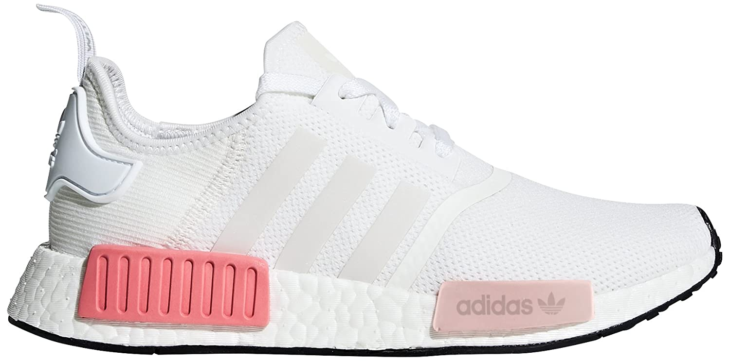 ca240635cfd68 Adidas Women's NMD R1 FTWWHT/FTWWHT/ICEPNK: Amazon.ca: Shoes & Handbags