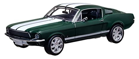 Amazon.com: 1/43 Fast & Furious Tokyo Drift 1967 Ford Mustang: Toys ...