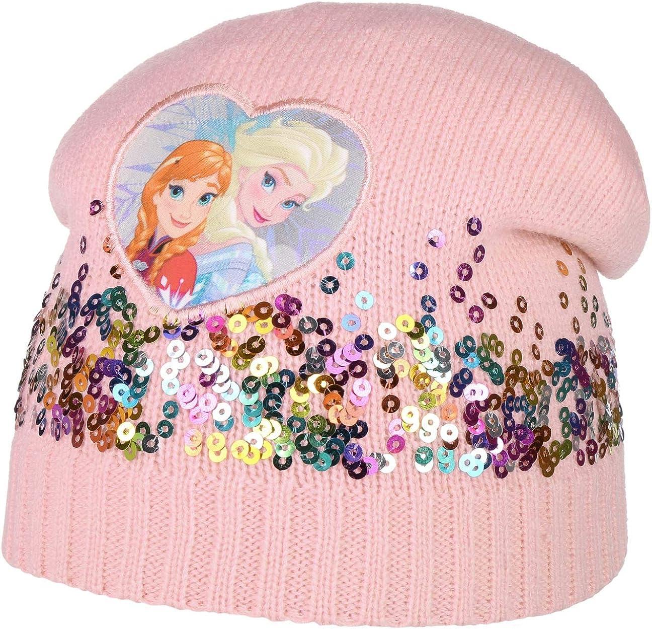 /écharpe et gants Fille Multicolore multicolore taille unique Ensemble bonnet Die Eisk/önigin Frozen