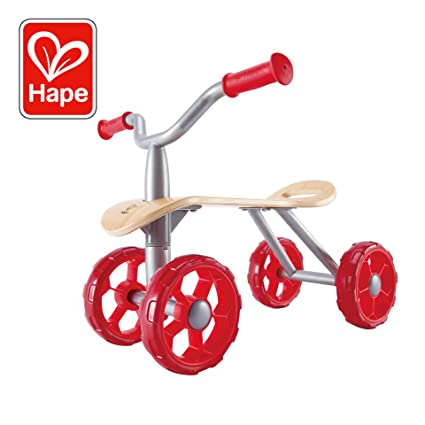 Amazon.com: Hape Kids Trail Rider Bicycle Ride On: Toys & Games
