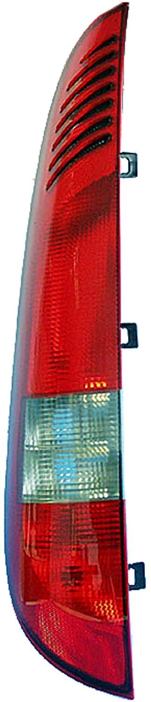 HELLA 2VP 008 406-031 Heckleuchte, links, 12V, Glü hlampen-Technologie, mit Lampenträ ger, mit Glü hlampen Hella KGaA Hueck & Co.