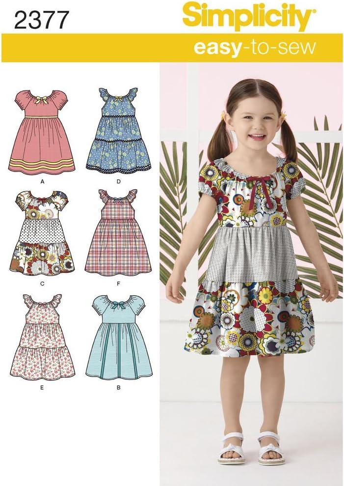 DRESS PATTERN// KIDS PATTERN SKIRT PATTERN SEWING PATTERN