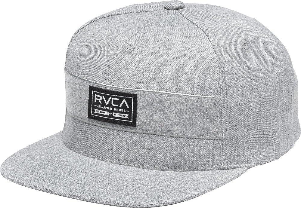 RVCA – Post todos los Gorra Gris gris: Amazon.es: Ropa y accesorios