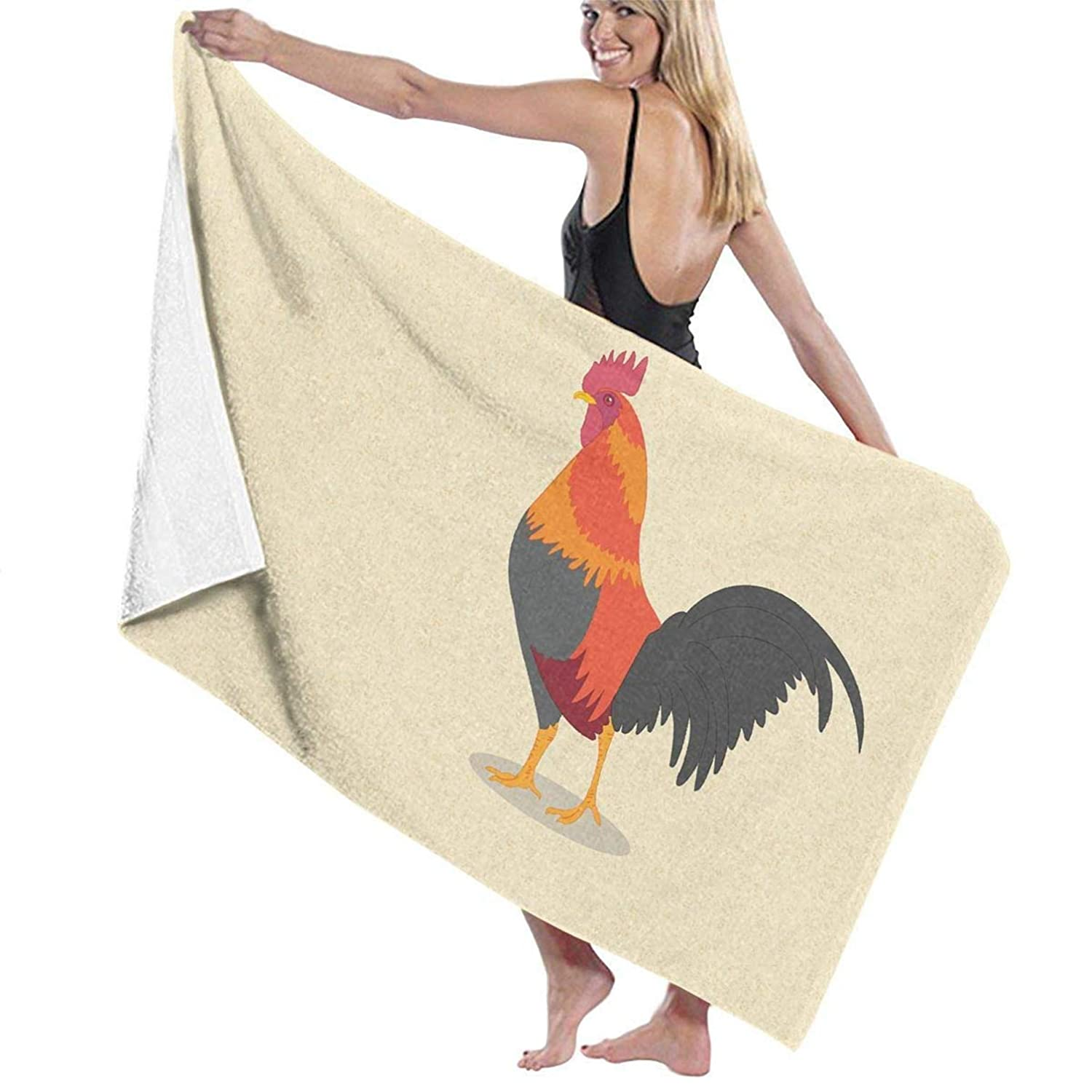 Amazon.com: Weerbar Microfiber Sand Free Beach Towel Blanket ...