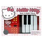 Sakar International Toys Hello Kitty Rock N' Roll Foldable Piano