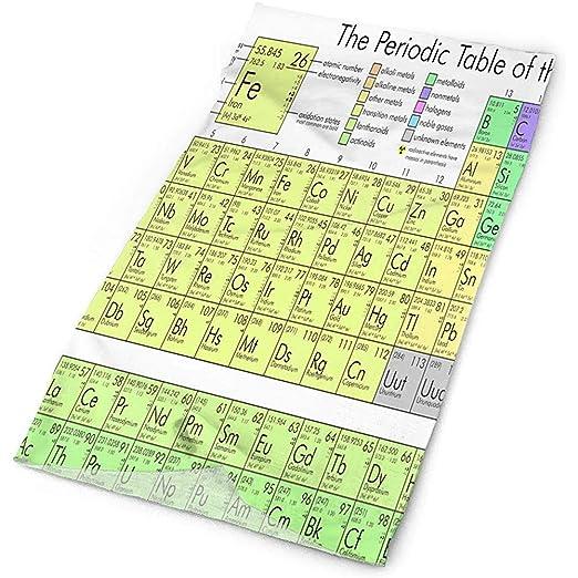 Sainbury Diadema La Tabla Periódica de Los Elementos ...