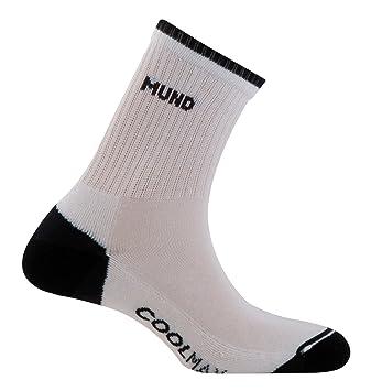 MUND Padel 507 - Calcetines para Mujer: Amazon.es: Zapatos y complementos
