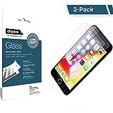 Apple iPhone 8 Protector de Pantalla - 2x dipos Vidrio Flexible Cristal Proteccion 9H