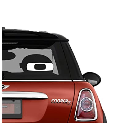 Oakley Square O White SK8/Surf/Snow/Water/Bike/Brands Automotive Decal/Bumper Sticker: Automotive