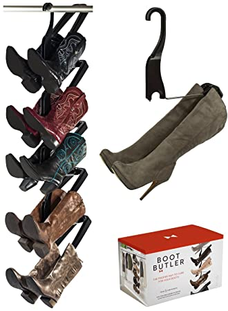 Boot Storage Rack By Boot Butler U2013 As Seen On Rachael Ray U2013 Clean Up Your