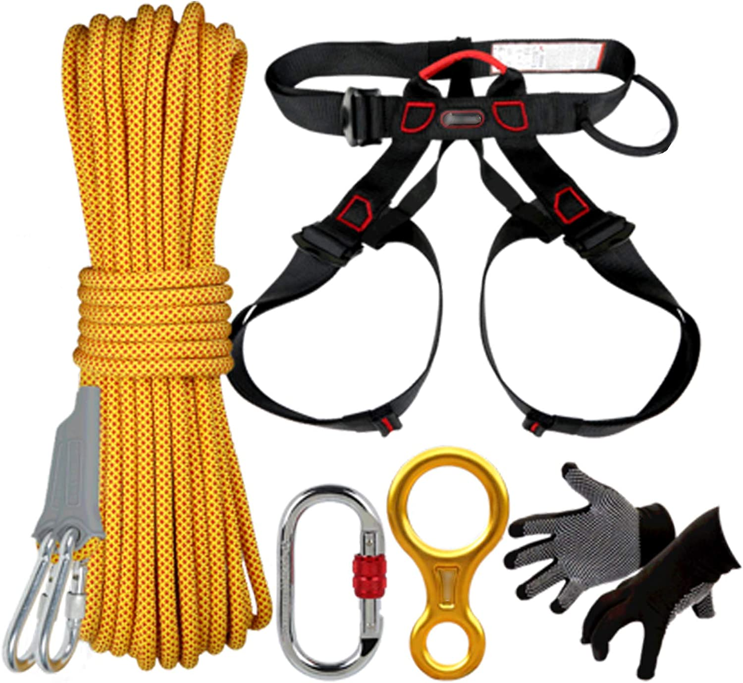 Rock Climbing Rope Prusik Loop 7KN Outdoor Mountaineering Protection Accessories