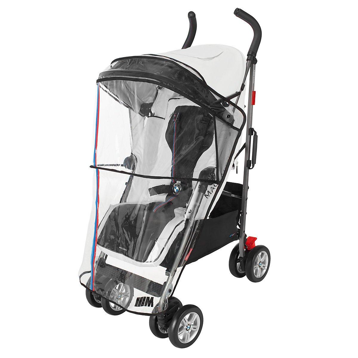 Plastico de lluvia Maclaren - Accesorio para silla de paseo: Amazon.es: Bebé