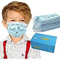 Medical Grade Face Masks - Flyaudio ASTM Level 1 Masks for Adults & Kids Protection, 50 Pcs 3 ply Procedure Disposable…