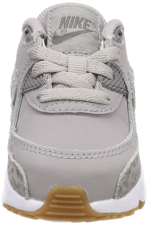 Nike Mädchen Air Max 90 SE Leather (TD) Gymnastikschuhe