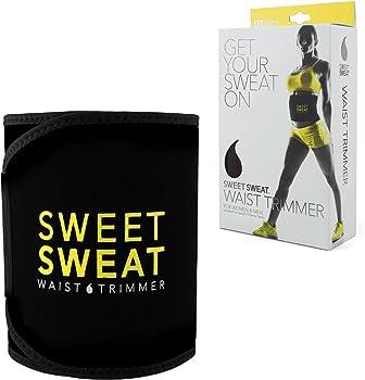 Sweet Sweat Premium Unisex Waist Trimmer with Gel