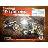 RMT0017 REVUE TECHNIQUE MOTO - SUZUKI RV125 VANVAN, TS125, TS185 - MONTESA COTA 123, 123T, 172, 247, 247T
