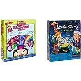 Scientific Explorer Mind Blowing Science Kit with Scientific Explorer Magic Science for Wizards Only Kit Bundle