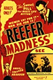 Reefer Madness Poster 24 x 36in