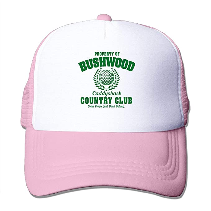 Image Unavailable. Image not available for. Color  LISY Bushwood Country  Club Caddyshack Trucker Mesh Hat Adjustable Cool Caps 6b11c9ae4d3b