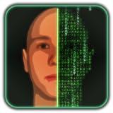 Matrix Code Camera