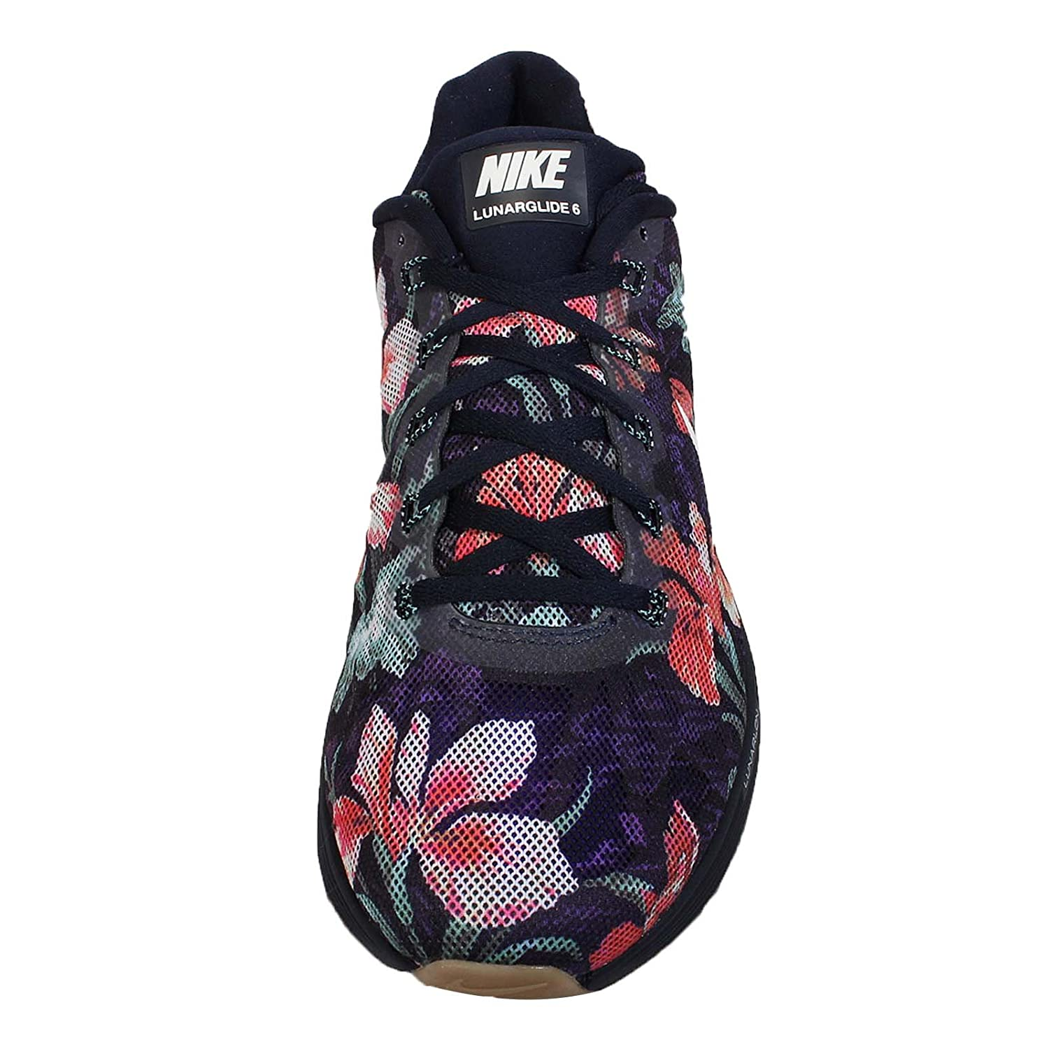 premium selection 9fd52 20206 nike lunarglide 6 photosynth mens running trainers 776259 sneakers shoes  (uk 8 us 9 eu 42.5, dark obsidian summit white light aqua 401)   Amazon.co.uk  Shoes ...