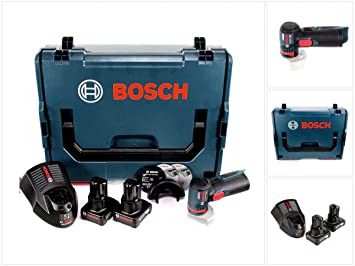 Bosch GWS 12 V de 76 Professional batería Amoladora de ...