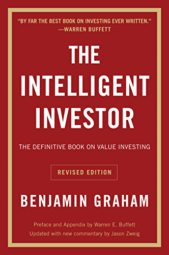The Intelligent Investor; Rev. Ed (Collins Business Essentials)
