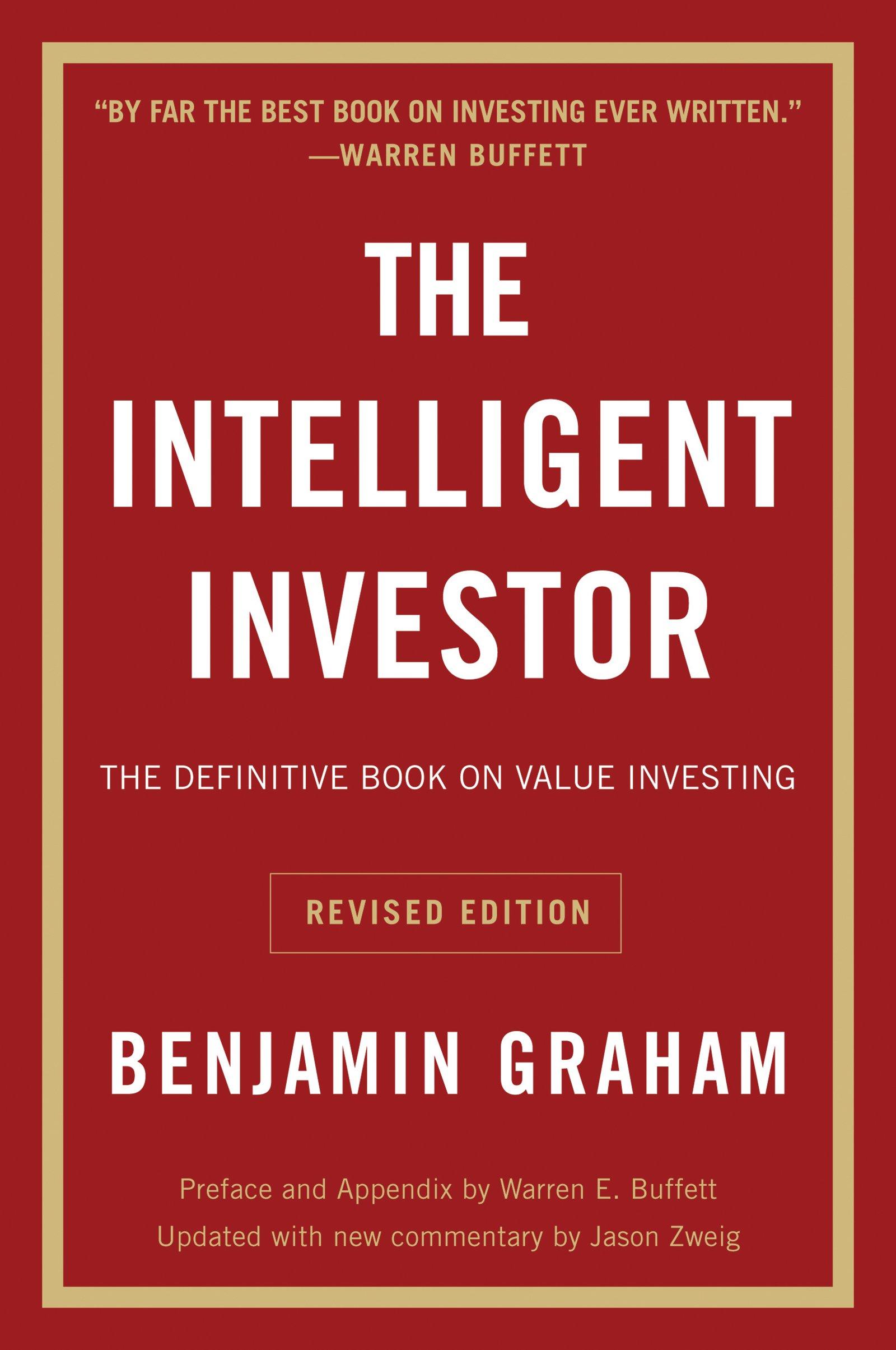 The Intelligent Investor Rev. Ed  English Edition