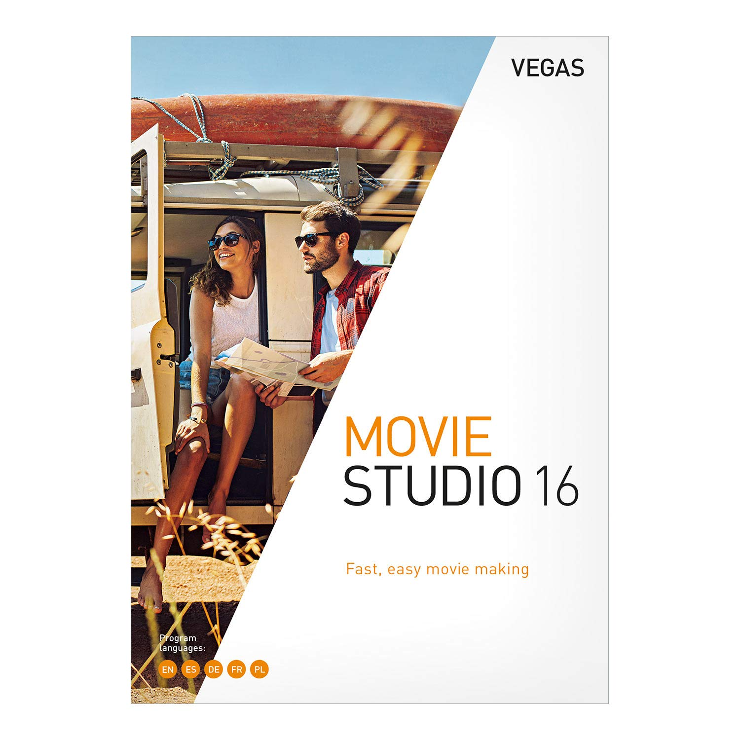 VEGAS Movie Studio 16 [PC Download] by VEGAS