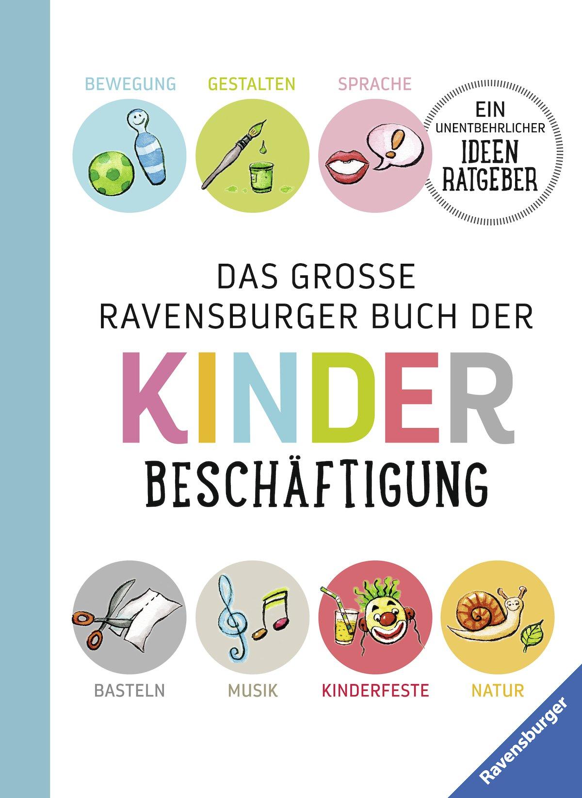 Das große Ravensburger Buch der Kinderbeschäftigung: Amazon.de: Bertrun  Jeitner-Hartmann, Helga Braemer, Renate Falk, Kraft Geer, Edith Harries, ...