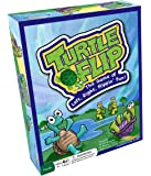 Turtle Flip Family Board Game - Fun Cards for All Ages, Kids and Adults 6 Years and Up