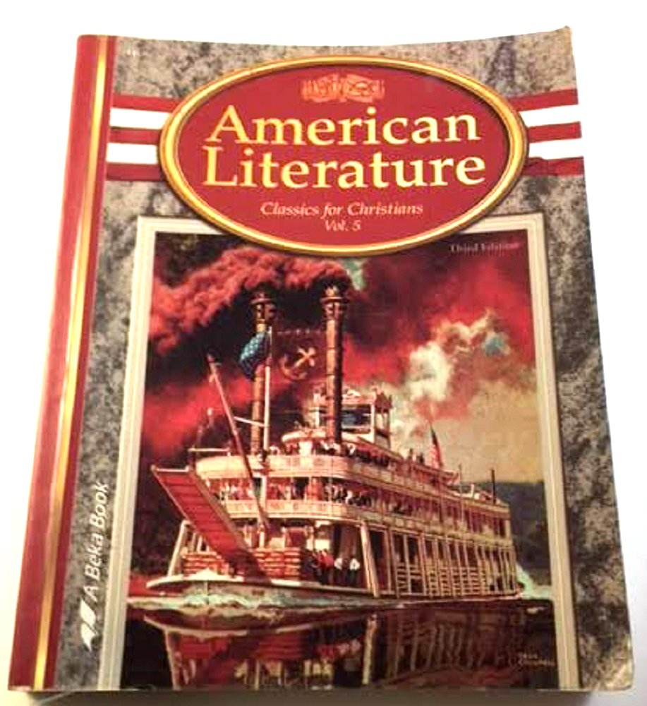 Download A Beka American Literature Vol. 5 (Classics for Christians) pdf epub