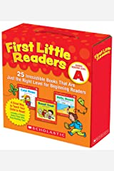 First Little Readers Parent Pack: Guided Reading Level A: 25 Irresistible Books That Are Just the Right Level for Beginning Readers Paperback
